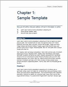 ms word user manual template