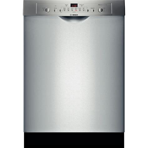 shearuc bosch ascenta  dishwasher wrecessed handle