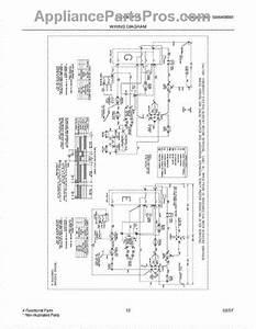 Parts For Crosley Clcg900fw0  Wiring Diagram Parts
