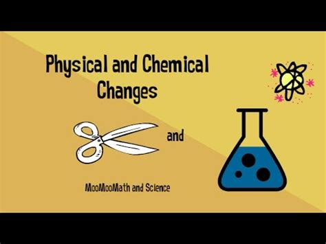 Physical Versus Chemical Changes Doovi