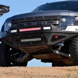 Ford Raptor Custom Bumpers