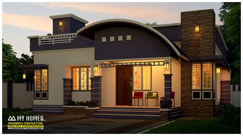 Home Design Ideas In Low Cost by Kerala Homes Designs And Plans Photos Website Kerala India