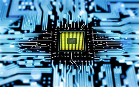 Image Gallery semiconductor chip