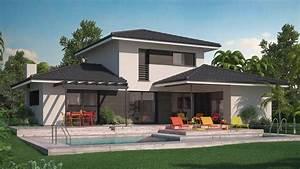 Type De Sol Maison : mod le de maison villa florida ~ Melissatoandfro.com Idées de Décoration