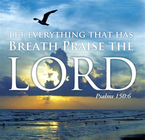 breath praise lord banner church banners outreach