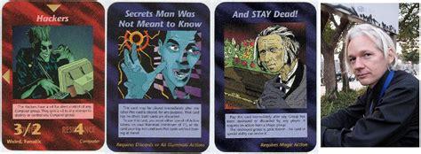 Julian Assange Illuminati by Placeaupeuple Indign 233 Illuminati Et Si L