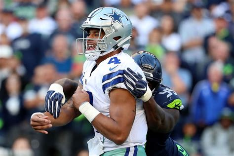 seahawks  beat cowboys  wild card