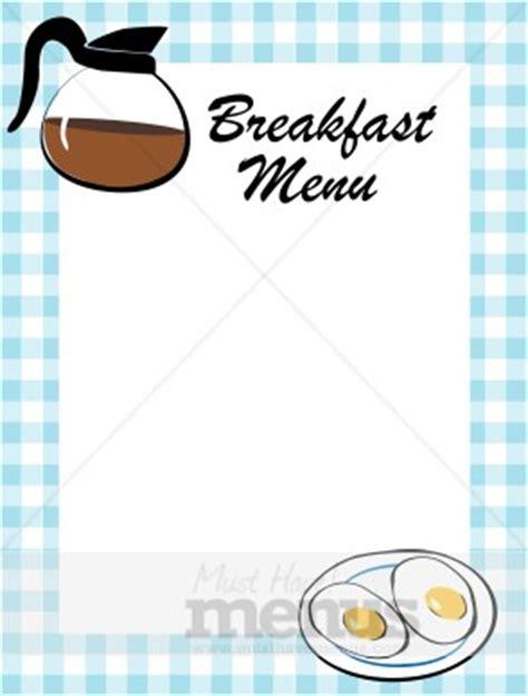 corner bar for home gingham breakfast border food menu borders