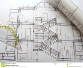 architectural plans blueprint notation architectural plan blueprint architect stock plans