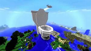 Minecraft Toilet Massive And Functional YouTube