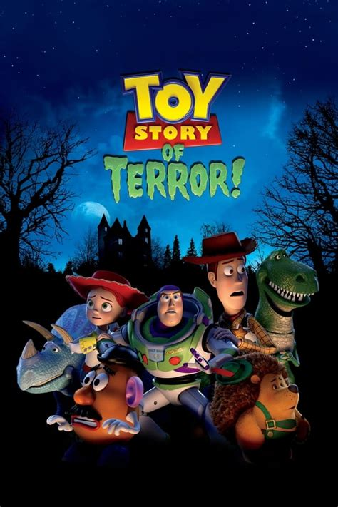 Toy Story of Terror! (2013) — The Movie Database (TMDb)