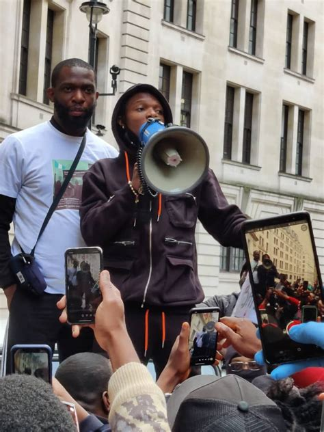#endsars Protest Today In London(in Pictures - Politics ...
