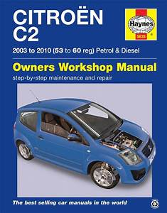 Citroen C2 Petrol  U0026 Diesel   U201903  U2013  U201910