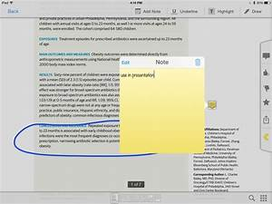 review of read by qxmd for iphone ipad and android With pdf document markup