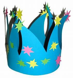 Couronne En Papier à Imprimer : couronne de princesse ou de prince granes pointes t te modeler ~ Melissatoandfro.com Idées de Décoration