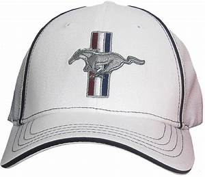 Ford Mustang GT Hat - Fitted Flexfit Fine Embroidered Cap - Ford Mustang Hats - Cap