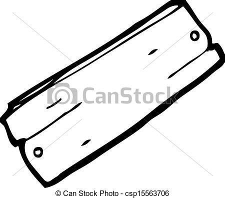 clipart vecteur de dessin anim 233 planche de bois csp15563706 recherchez des images