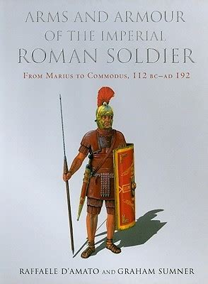arms  armour   imperial roman soldier  marius