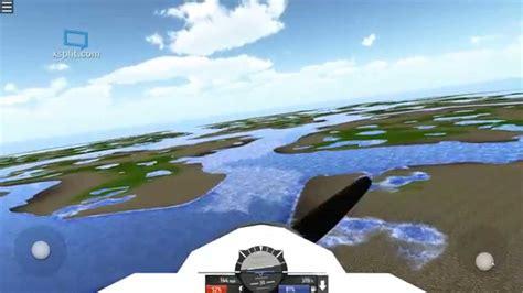 simpleplanes terrain mod soggy isles new island map youtube