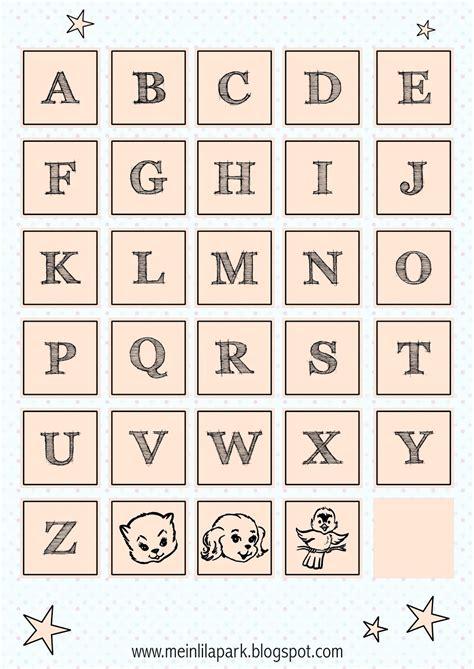 printable letters of the alphabet free printable alphabet letter tags ausdruckbare 24073