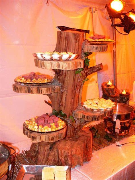 ideas  outdoor buffet tables  pinterest