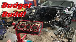 Budget Vq35 Engine Build For An Infiniti G35  - Episode 1