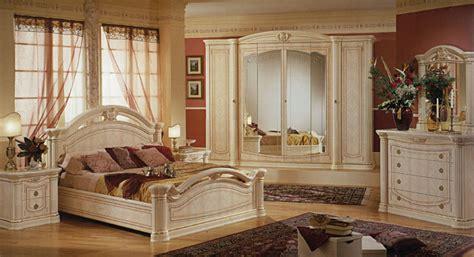 Komplett Klassisches Schlafzimmer Möbel Aus Italien Luxus