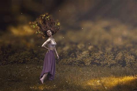 forest witch  photo  pixabay
