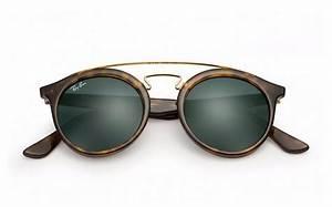 Lunette Soleil Ronde Homme : ray ban lunettes de soleil homme argoat ~ Nature-et-papiers.com Idées de Décoration