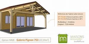 Calcul Surface Toiture 2 Pans : maisons modulaires evolutives ~ Premium-room.com Idées de Décoration