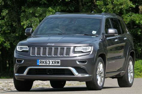 Review Jeep Grand by Jeep Grand Review Auto Express