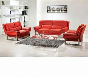 dreamfurniturecom new york modern 3 pc sofa set With modern living room furniture new york