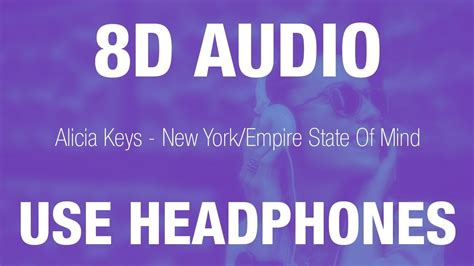 alicia keys  york empire state  mind  audio