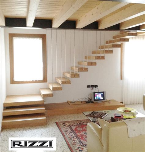 wooden staircase stl 07