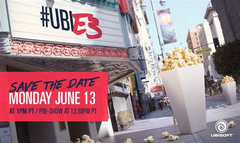 Ubisoft E3 Press Conference Thread 2016 I #UbiE3 | NeoGAF