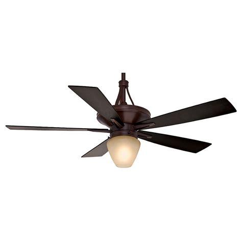 casablanca ceiling fan light kit shop casablanca colorado 60 in brushed cocoa downrod mount