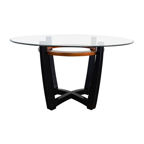 macys glass dining room table shop craps coffee table