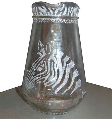 home dzine craft ideas dremel engraved jug
