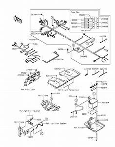 Updated Kawasaki Mule Pro Fxt Wiring Diagram