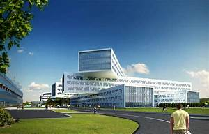 STATOIL Oslo Offices, Fornebu Building, Norway - e-architect
