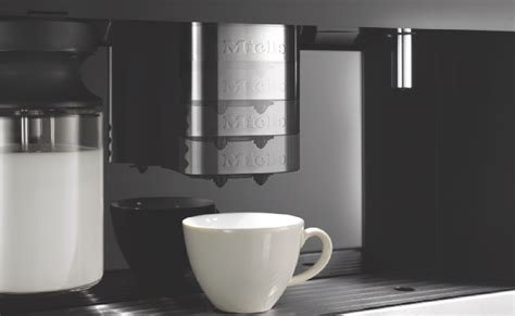 It's very unlikely that i'd use the compartment for ground coffee on the miele cm 6350, just like with all other espresso machines. Miele CVA 7440 VL BW Built-In Coffee Machine Brilliant ...