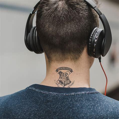 harry potter temporary tattoos  tattoos cinereplicas usa