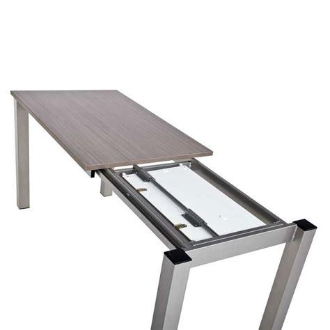 table de cuisine extensible table de cuisine snack rectangulaire extensible en