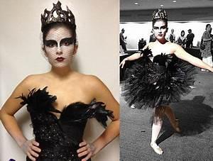 Black Swan Kostüm Selber Machen : disfraces caseros halloween cisne negro disfraces en 2019 kost m y fasching ~ Frokenaadalensverden.com Haus und Dekorationen