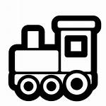 Clipart Clip Train Icon Toy Coloring Library