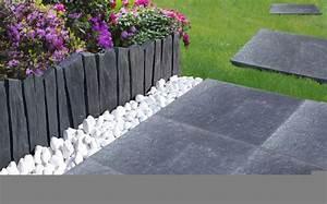 Bordure Souple Jardin : construire facilement une bordure de jardin monjardin ~ Premium-room.com Idées de Décoration