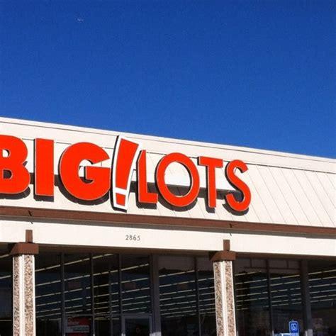 Big Lots - 3 tips