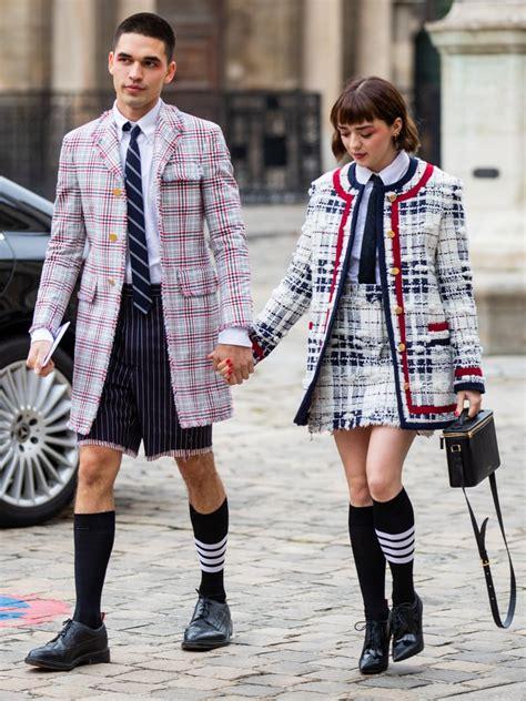 Maisie Williams and Her Boyfriend in Matching Eye Shadow ...