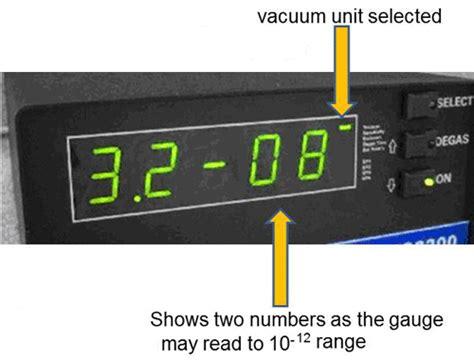 Vacuum Measurement Units by Understanding Vacuum Measurement Units