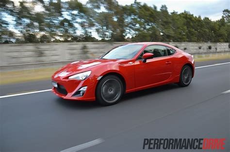 toyota  gts review video performancedrive